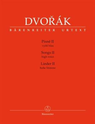 Pisne Voix haute Volume 2 - Anton Dvorak - laflutedepan.com