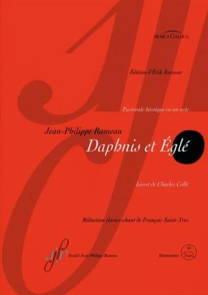 Daphnis et Eglé - Jean-Philippe Rameau - Partition - laflutedepan.com