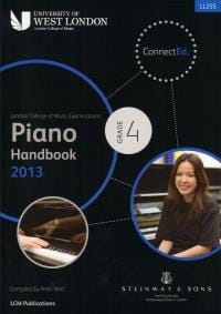 Peter Wild - LCM Piano Handbook Grade 4 2013-2017 - Partitura - di-arezzo.es