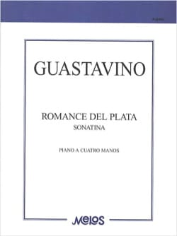 Carlos Guastavino - Romance del Plata. 4 hands - Sheet Music - di-arezzo.co.uk