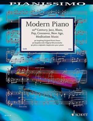 Modern Piano - Partition - Piano - laflutedepan.com