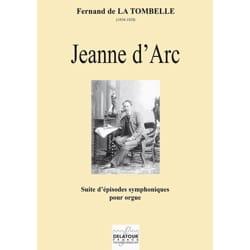 Fernand de la Tombelle - Jeanne d'Arc - Partition - di-arezzo.fr