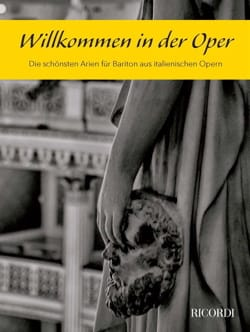 - Willkommen in der Oper. Baritone - Sheet Music - di-arezzo.co.uk