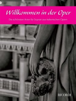 - Willkommen in der Oper. Soprano - Sheet Music - di-arezzo.co.uk