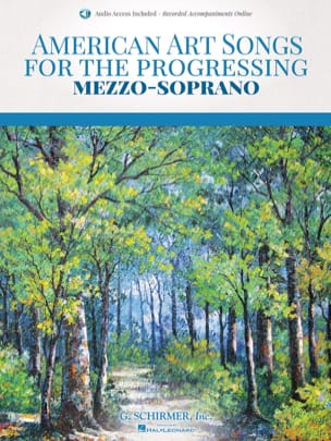 - American art songs for the progressing. mezzo - Sheet Music - di-arezzo.co.uk