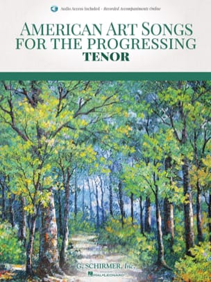 - American Art Songs for the progressing. Tenor - Sheet Music - di-arezzo.com