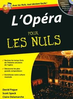 L' Opéra Pour les Nuls Livre Pédagogie - laflutedepan