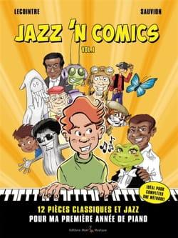 Philippe Lecointre - Jazz 'N Comics Band 1 - Noten - di-arezzo.de