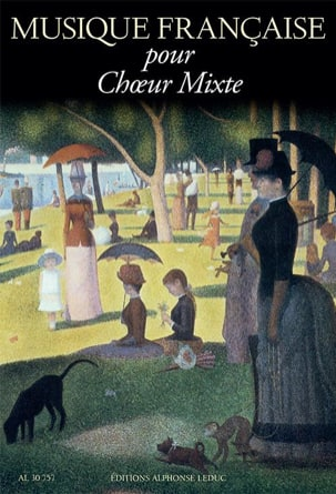 - French music for mixed choir - Sheet Music - di-arezzo.co.uk