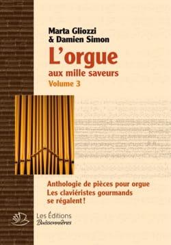 - The Thousand Flavors Organ - Volume 3 Hardcover - Sheet Music - di-arezzo.co.uk