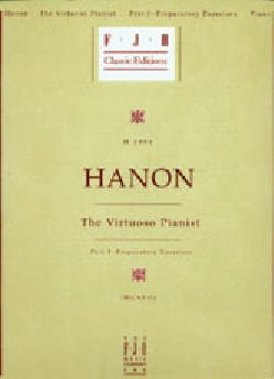 Le Pianiste virtuose Charles-Louis Hanon Partition laflutedepan