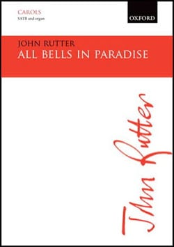 John Rutter - All Bells in Paradise - Sheet Music - di-arezzo.com