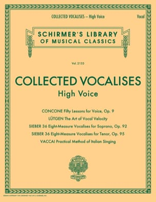 Collected Vocalises. Aloud - Book - di-arezzo.com