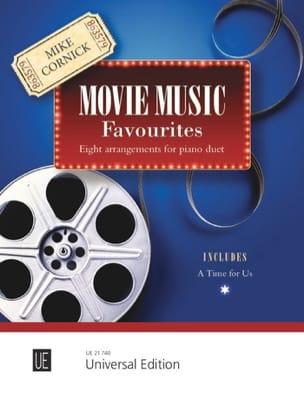 Movie Music Favourites - Mike Cornick - Partition - laflutedepan.com