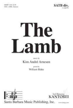 The Lamb Kim André Arnesen Partition Chœur - laflutedepan