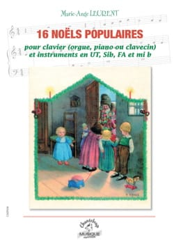 - 16 Popular Christmas - Sheet Music - di-arezzo.co.uk