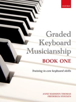 Marsden Thomas Anne / Stocken Frederick - Graded Keyboard Musicianship. Volume 1 - Sheet Music - di-arezzo.com