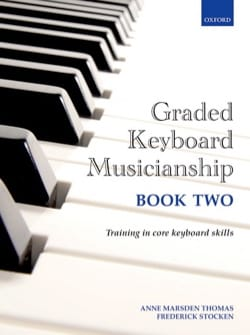 Marsden Thomas Anne / Stocken Frederick - Graded Keyboard Musicianship. Volume 2 - Partition - di-arezzo.fr