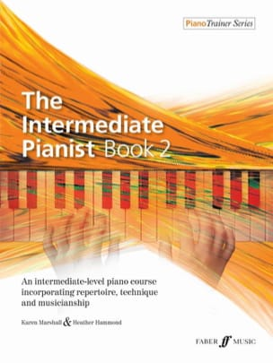 Marshall Karen / Hammond Heather - The Intermediate Pianist Book 2 - Partition - di-arezzo.fr