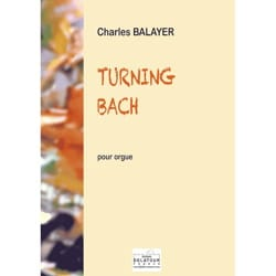 Charles Balayer - Turning Bach - Partition - di-arezzo.fr