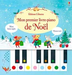Mon premier livre - piano de Noël - Livre - di-arezzo.fr