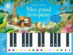 Mon grand livre-piano - Livre - di-arezzo.fr
