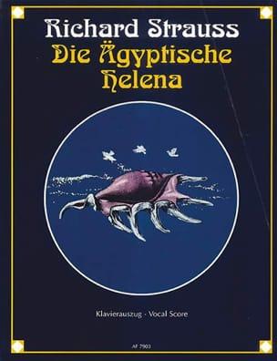 Die ägyptische Helena Opus 75 - Richard Strauss - laflutedepan.com