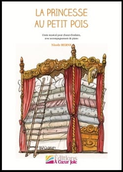 Nicole Berne - The Princess and the Pea - Book - di-arezzo.co.uk