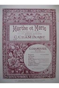 Marthe et Marie op. 64 n° 4 - Cécile Chaminade - laflutedepan.com
