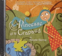 Nicole Berne - The Princess and the Toad - CD - Sheet Music - di-arezzo.co.uk