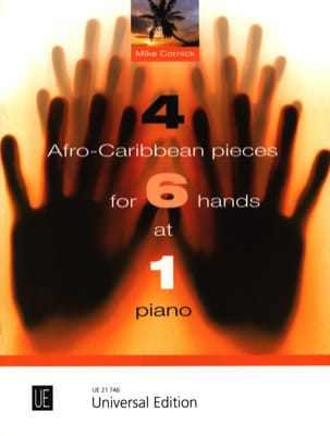 4 Afro-Caribbean pieces for 6 hands at 1 Piano laflutedepan
