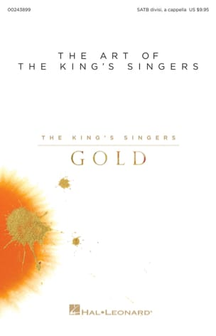 The Art of the King's Kingers - King's Singers The - laflutedepan.com