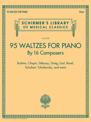- 95 Waltzes for Piano - Sheet Music - di-arezzo.co.uk