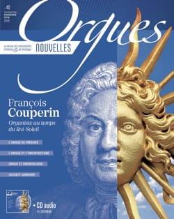 Compositeurs Divers - Orgues Nouvelles n°40 - Livre - di-arezzo.fr