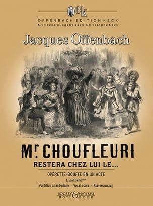 Monsieur Choufleuri restera chez lui.... - laflutedepan.com