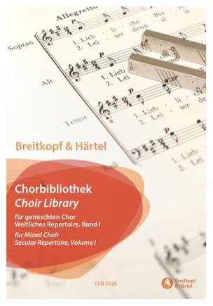 - Gemischte Stimme Profane Chorus Volume 1 - Noten - di-arezzo.de