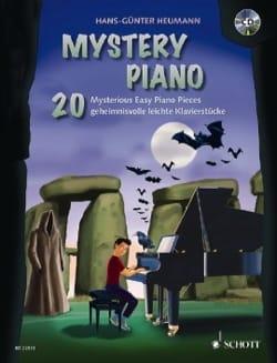 Mystery Piano Hans-Günter Heumann Partition Piano - laflutedepan