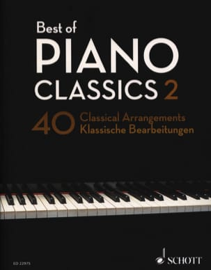 - Best Of Classics Volume 2 - Sheet Music - di-arezzo.com