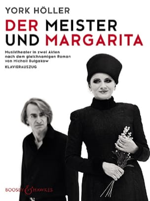York Höller - Der Meister und Margarita - Sheet Music - di-arezzo.co.uk