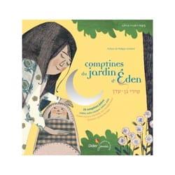 Compositeurs Divers - Comptines du jardin d'Eden. Edition 2018 - Livre - di-arezzo.fr