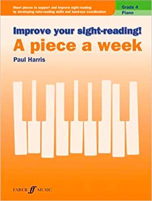 Paul Harris - A piece a week. Volume 4 - Sheet Music - di-arezzo.com