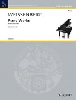 Piano Works Alexis Weissenberg Partition Piano - laflutedepan