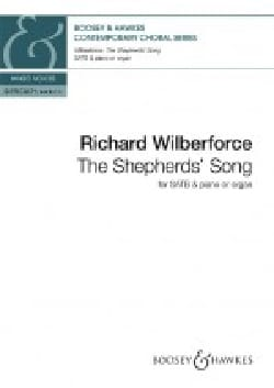 Richard Wilberforce - The Shepherds' Song. SATB - Partition - di-arezzo.fr