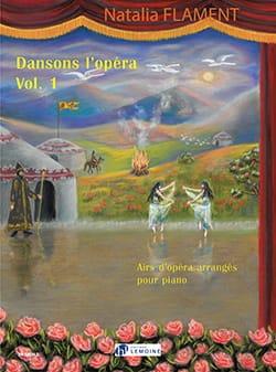 Dansons l'opéra Volume 1 Natalia Flament Partition laflutedepan