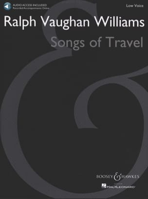 Songs of Travel. Voix Grave - laflutedepan.com