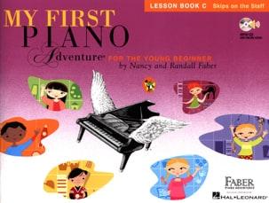 My first piano adventure - Lesson Book C + CD Nancy Faber laflutedepan