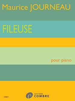 Fileuse Maurice Journeau Partition Piano - laflutedepan