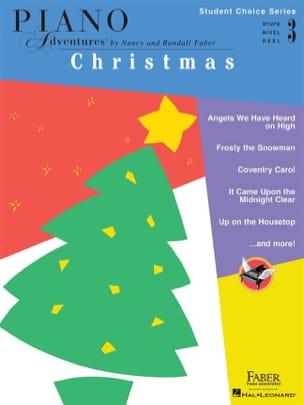 Piano Adventures - Christmas. Volume 3 laflutedepan