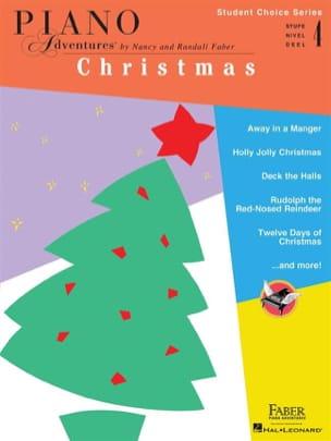 Piano Adventures - Christmas. Volume 4 laflutedepan