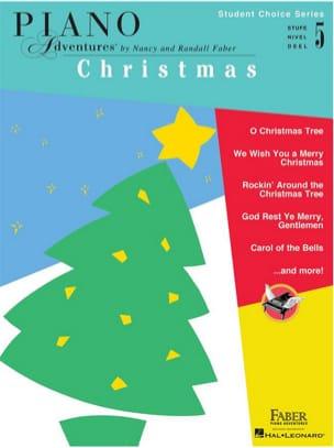 Piano Adventures - Christmas. Volume 5 laflutedepan